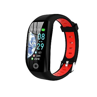 GPS Fitness Bracelet With Pressure Measurement Fitness Tracker for Health Cardio Bracelet Heart Rate Blood Pedometer Smart Wristband