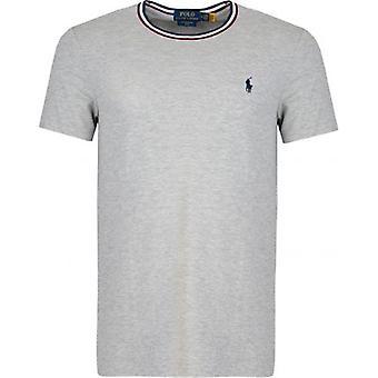 Polo Ralph Lauren Tipped Rundhals T-Shirt