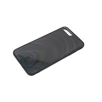 Mobile Hülle für iPhone 7Plus/8Plus - Holographisch, schwarz