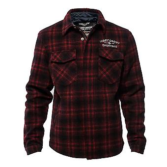 West Coast Choppers Men's Transitional Jacket Quilted Gang
