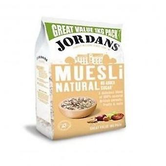 Jordans - Natural Muesli 1000g