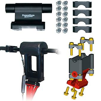 Powermadd 45581 Riser Block Conversion Kit Fits PolarIs