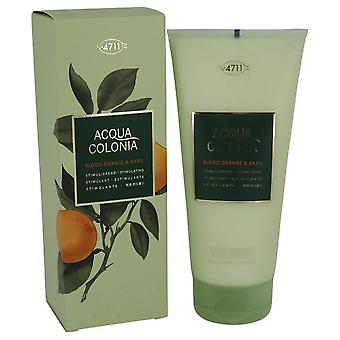 4711 Acqua Colonia Bloedsinaasappel en Basil Body Lotion Door 4711 6.8 oz Body Lotion