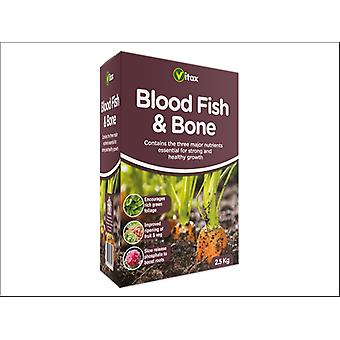 Vitax Blood Fish and Bone 2.5kg