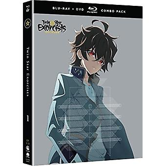 Twin Star Exorcists - Part One [Blu-ray] USA import