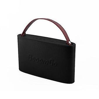Booomgo 16W Portable bluetooth Speaker Dual Units IPX4 Waterproof 3000mAh FM
