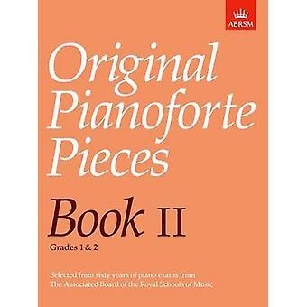 الأصلي Pianoforte القطع الكتاب الثاني من قبل الملحن ABRSM