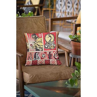 Obey art cushion/pillow