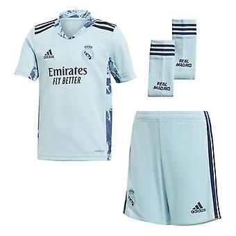 Children's Football Equipment Set Real Madrid Adidas H GK MINI (3 pc's)
