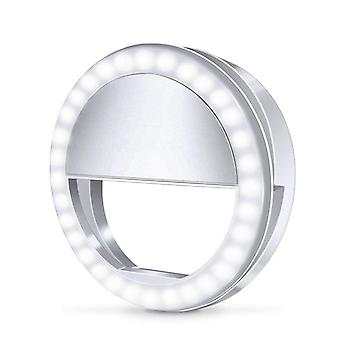Selfie Led Ring Light Flash Brightness Phone Lights For Samsung/xiaomi Cc9