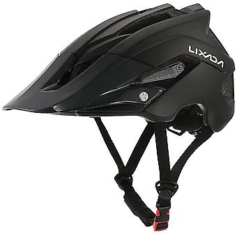 Lixada Mountain Bike Helmet, Sports Safety Protective Helmet