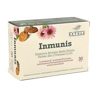 免疫 30 カプセル