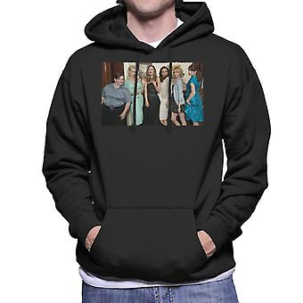Bridesmaids Cast Photo Men's Hooded Sweatshirt