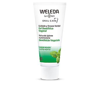 Weleda Oral Care Gel Dentífrico Vegetal 75 Ml Unisexe