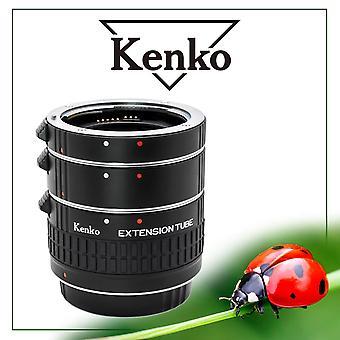 Kenko teleplus dg af tube d'extension 36+20+12 pour canon eos