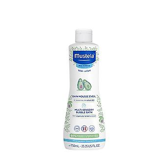 Mustela Multi Sensory Bubble Bad 750ml