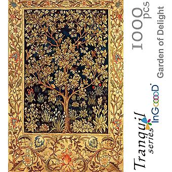Ingooood- Jigsaw Puzzles 1000 Pieces for Adult- Tranquil Series