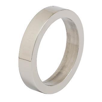 Dii Silver Circle Napkin Ring (Set Of 6)