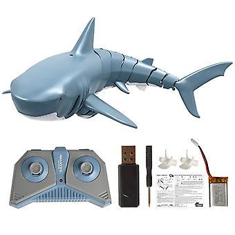 Shark Fish Boat Remote Control Boat (bu)