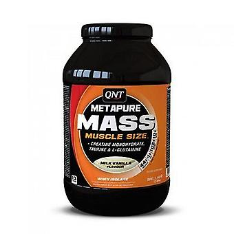 QNT Nutrition Metapure Mass Isolate Gainer 1,1kg