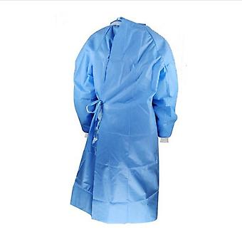 Disposable Protective Clothing Dustproof And Waterproof Isolation Gown Workshop