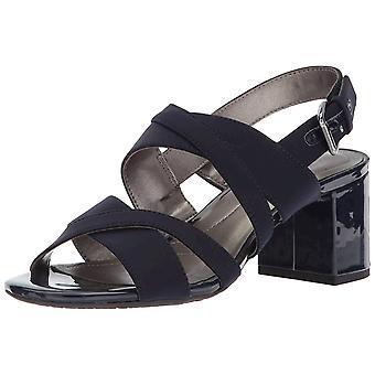Bandolino Womens trinn a åpen tå Casual ankelen stroppen sandaler