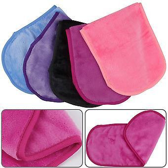 Makeup Remover Face Towel Reusable Make Up Eraser Cloth Pad
