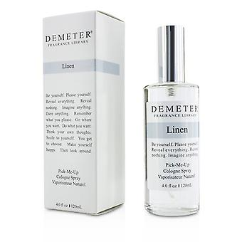 Demeter pellava Cologne spray 120ml/4oz