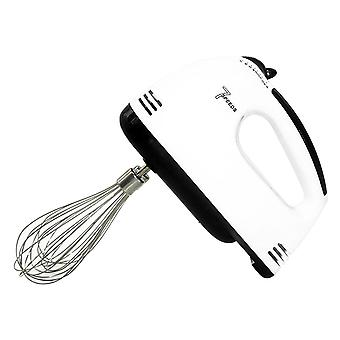 Electric hand mixer suitable for egg whisking, milk frothing