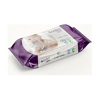 Baby wipes 80 units