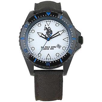 Unisex Watch U.S. Polo Assn. USP4205WH (40 mm)