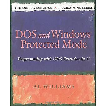 Dos- ja Windows-suojattu tila: Ohjelmointi DOS Extenders -ohjelmoinnilla C:ssä