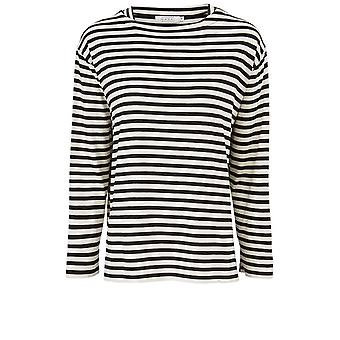 Masai Clothing Dacey Stripe Jersey Top