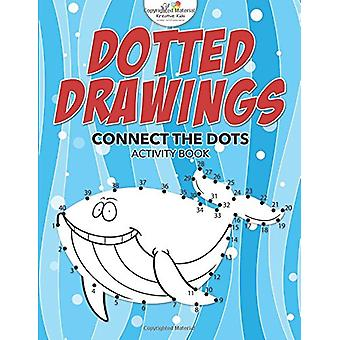 Dotted Drawings - Connect the Dots Activity Book by Kreative Kids - 97