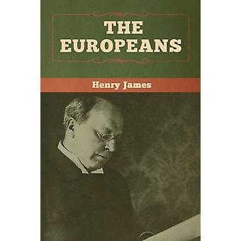 De Europeanen door Henry James