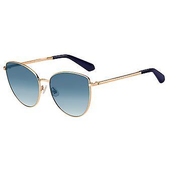 Kate Spade Dulce/G/S PJP/08 Blue/Dark Blue Gradient Sunglasses