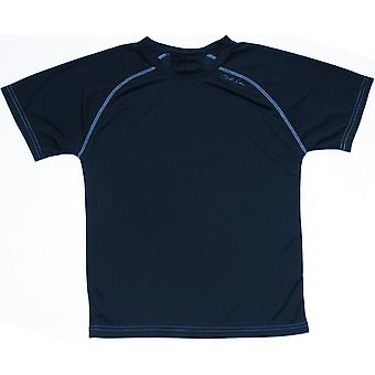 Cliff Keen MXS Loose Gear Short Sleeve Technical Shirt - Navy