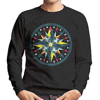 Pan Am Only Flying Clippers Men's Sweatshirt