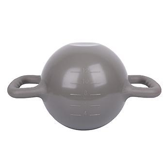 draagbare Kettlebell Yoga fitnessapparatuur, kan gewicht verhogen door het injecteren van water