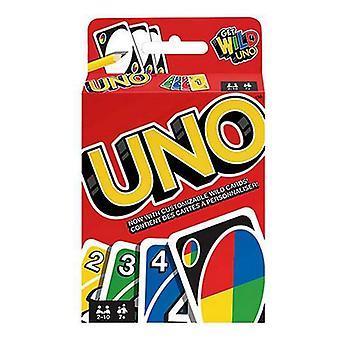 Brettspill Uno Mattel