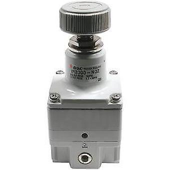 SMC G 1/4 pneumatische Regulator 3.5 L/Min, 0,01 naar 0.8Mpa
