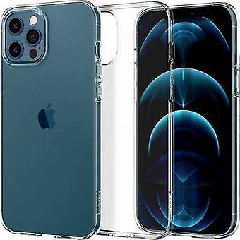 Spigen Liquid Crystal Back cover Apple iPhone 12 Pro Transparent