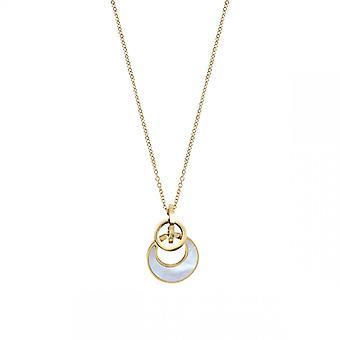 Clyda Kvinnors Smycken Halsband BCLCO0015SD - Dor Steel