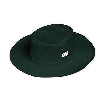 غان ومور جنرال موتورز الكريكيت بنما قبعة عززت واسعة بريم كامل اصطف - الأخضر
