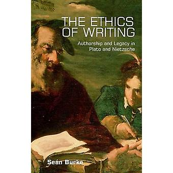 The Ethics of Writing by Dr. Sean Burke