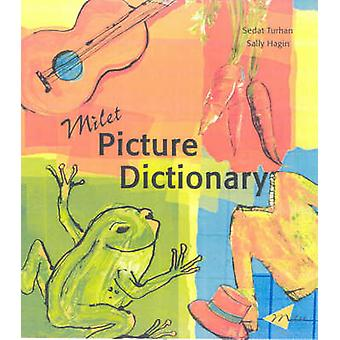 Milet Picture Dictionary english by Sedat Turhan