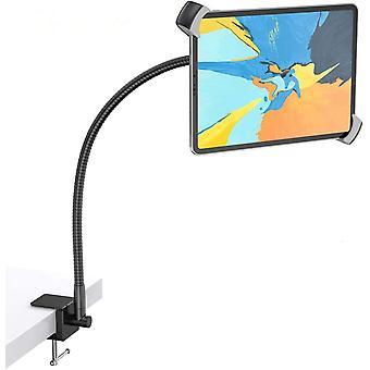 FengChun Universal Schwanenhals Handy 360° Drehbar Tablet TabletHalterung Halterung mit 2