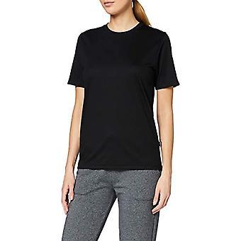 Trigema 536202_008_L T-Shirt, Black, L Woman