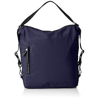 Mandarin Duck Hunter, Crossbody Bag Dames, Blauw/Eclipse, 10x21x28,5 cm (B x H x T)