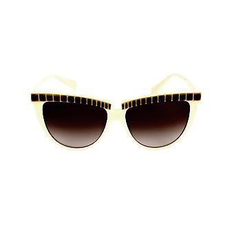 Balmain - Accessoires - Sonnenbrillen - BL2051C-03 - Damen - ivory,saddlebrown